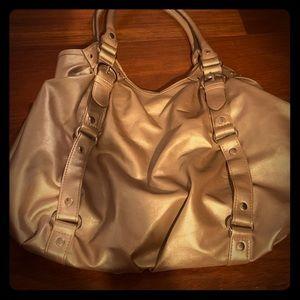 Mondani New York Medium Sized Leather Tote